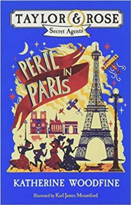 Woodfine, Katherine / Peril in Paris