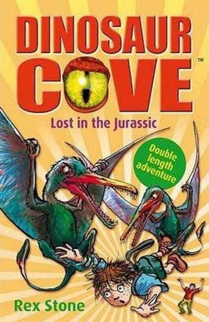 Stone, Rex / Lost in the Jurassic: Dinosaur Cove