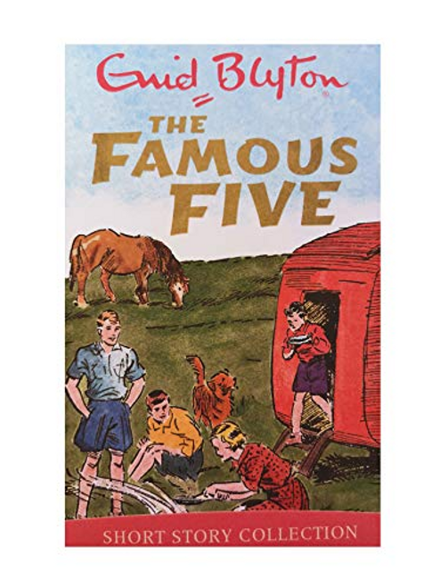 Blyton, Enid / The Famous Five Short Story