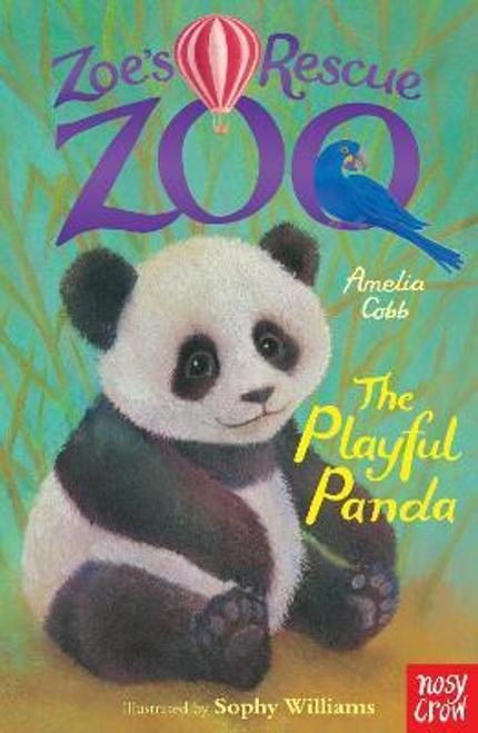 Cobb, Amelia / Zoes Rescue Zoo: The Playful Panda
