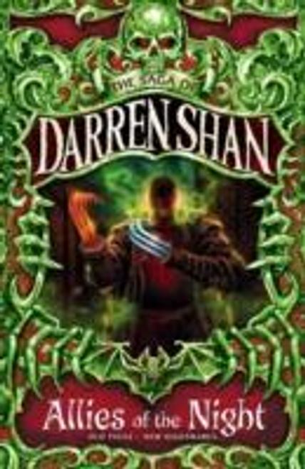 Shan, Darren / The Saga of Darren Shan: Allies of the Night