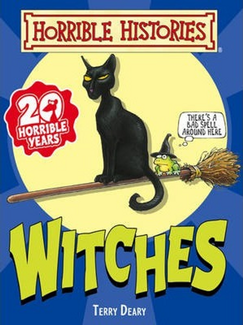 Deary, Terry / Witches