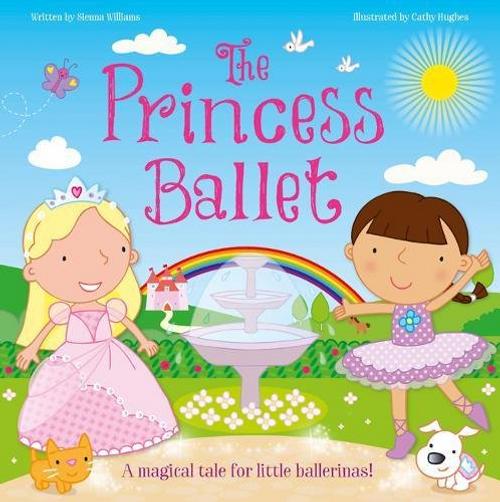 The Princess and Ballerina (Children's Picture Book)