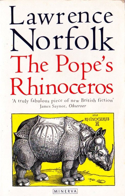 Norfolk. Lawrence / The Pope's Rhinoceros