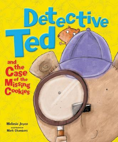 Joyce, Melanie / Detective Ted (Children's Picture Book)