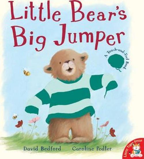 Bedford, David / Little Bear's Big Jumper (Children's Picture Book)