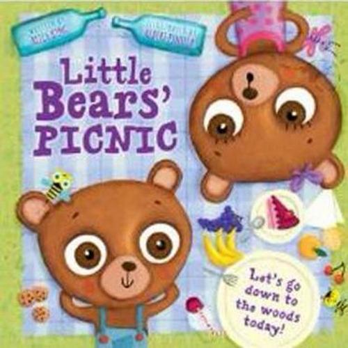 Little Bear's Picnic (Children's Picture Book)