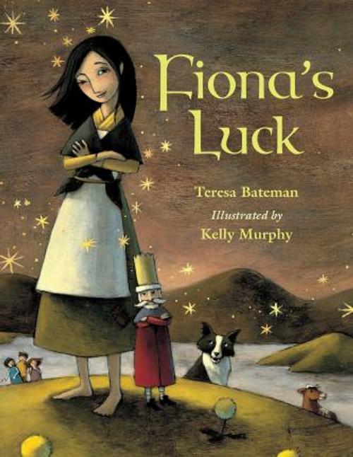 Bateman, Teresa / Fiona's Luck (Children's Picture Book)