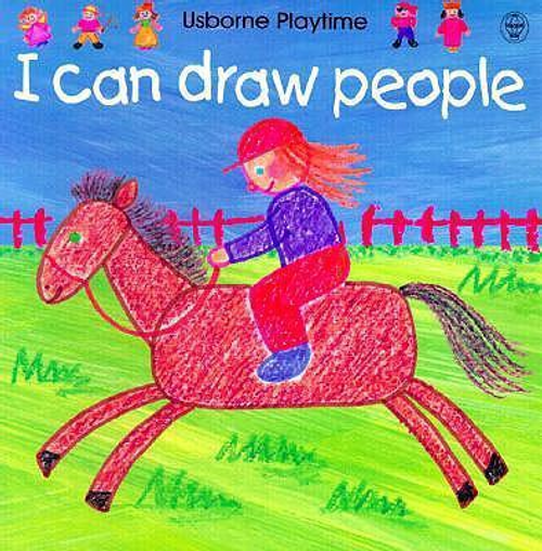 Gibson, Ray / I Can Draw People (Children's Picture Book)