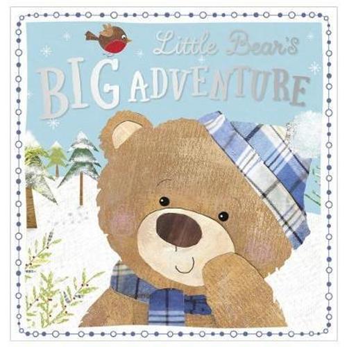 Little Bear's Big Adventure (Children's Picture Book)