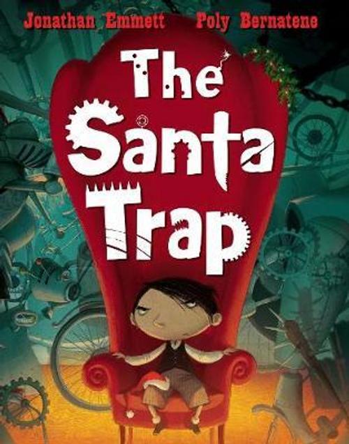 Emmett, Jonathan / The Santa Trap (Children's Picture Book)