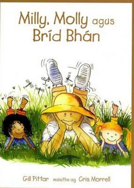 Pittar, Gill / Milly Molly agus Brid Bhan (Children's Picture Book)