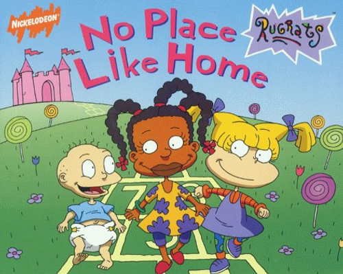 Taylor, Donna / Rugrats: No Place Like Home (Children's Picture Book)
