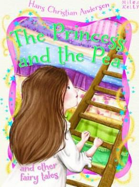 Hans Christian:The Princess and the Pea (Children's Picture Book)