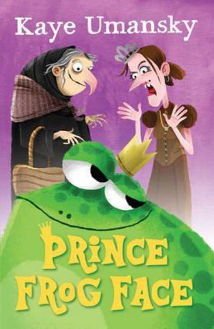 Umansky, Kaye / Prince Frog Face (Large Paperback)