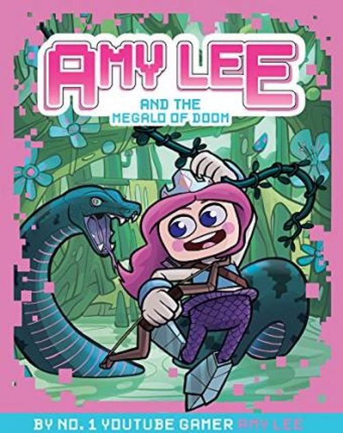 Lee, Amy / Amy Lee and the Megalo of Doom (Large Paperback)