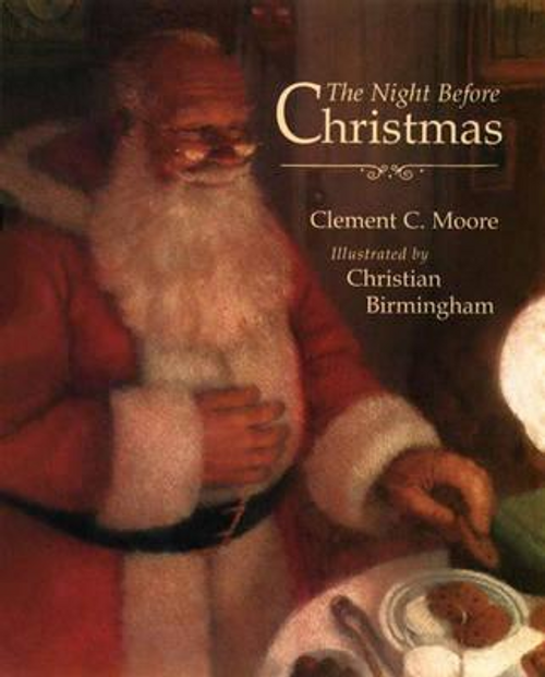 Moore, Clement C. / The Night Before Christmas (Hardback)