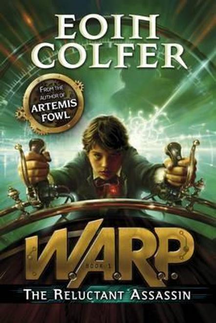 Colfer, Eoin / The Reluctant Assassin (Hardback)