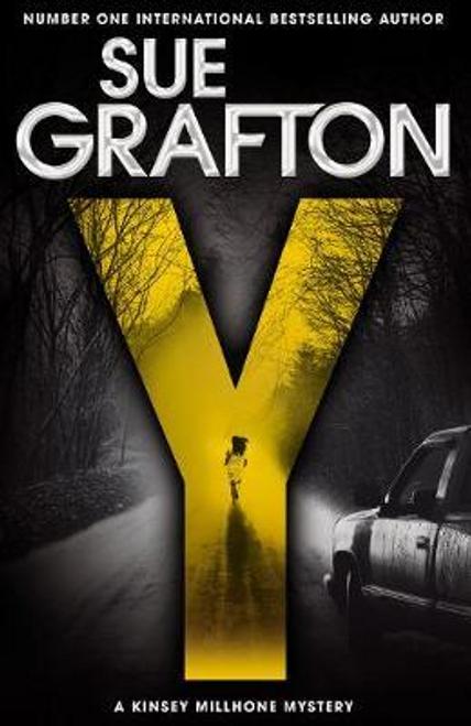 Grafton, Sue / Y is for Yesterday (Hardback)