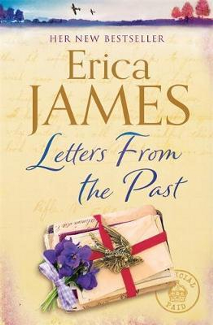 James, Erica / Letters From the Past (Hardback)
