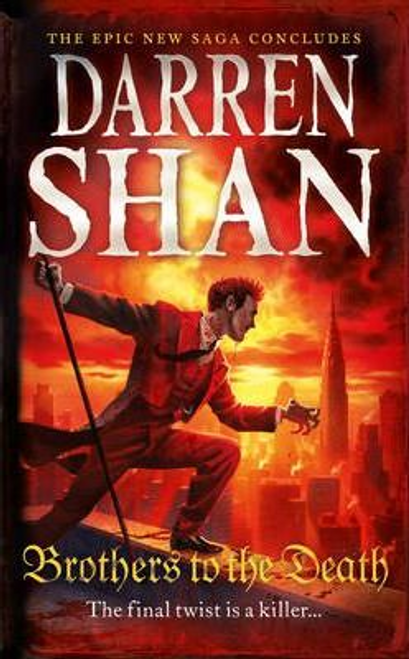 Shan, Darren / Brothers to the Death (Hardback)
