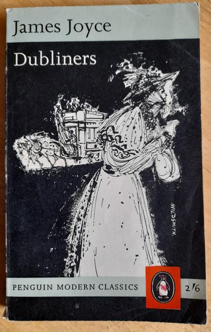 Joyce, James - Dubliners - Vintage Penguin Modern Classic PB - 1961