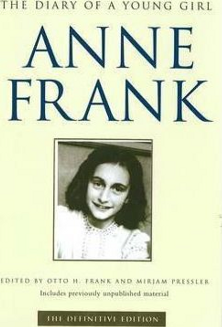 Frank, Anne / The Diary of a Young Girl: The Definitive Edition (Hardback)