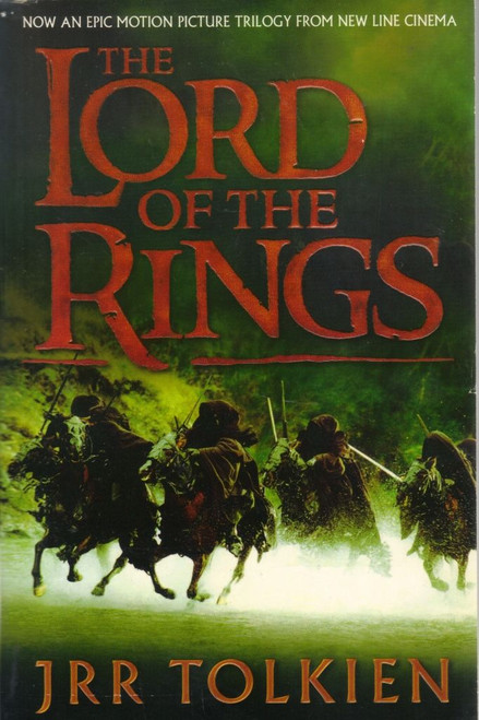 Tolkien, J.R.R. / The Lord of the Rings: The Fellowship ot the Ring