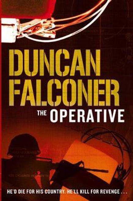 Falconer, Duncan / The Operative (Hardback)