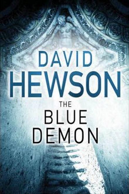 Hewson, David / The Blue Demon (Hardback)
