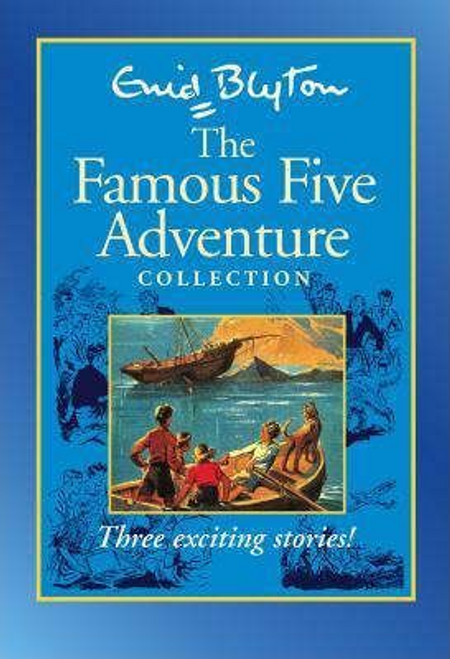 Blyton, Enid / The Famous Five Adventures Collection (Hardback)