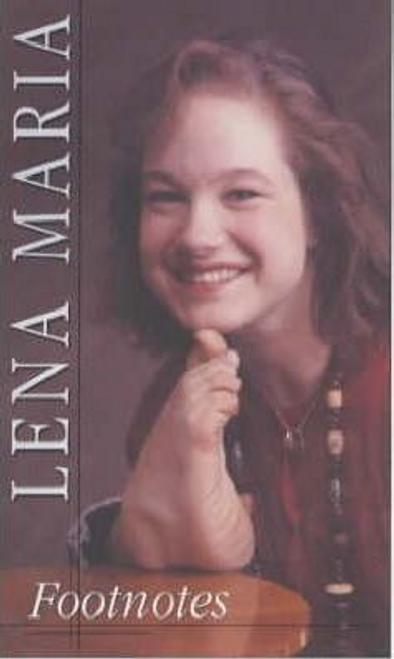Maria, Lena / Footnotes (Hardback)