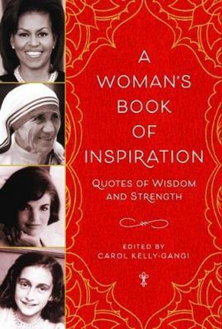 Kelly-Gangi, Carol / A Woman's Book of Inspiration (Hardback)
