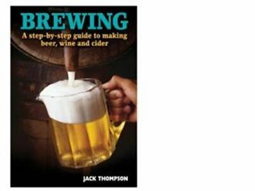 Thompson, Jack / BREWING (Hardback)