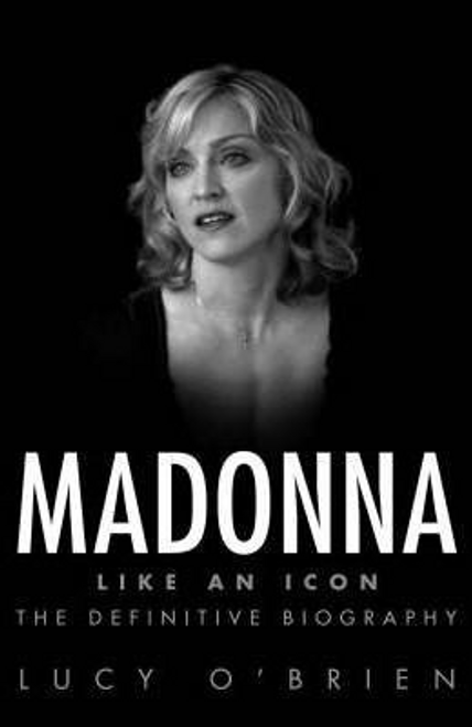 OBrien, Lucy / Madonna (Large Paperback)
