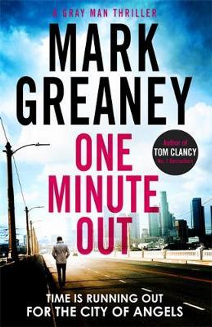 Greaney, Mark / One Minute Out (Large Paperback)