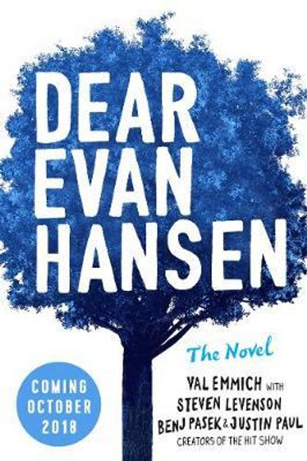 Emmich, Val / Dear Evan Hansen (Large Paperback)