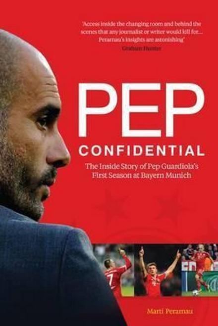 Perarnau, Marti / Pep Confidential (Large Paperback)