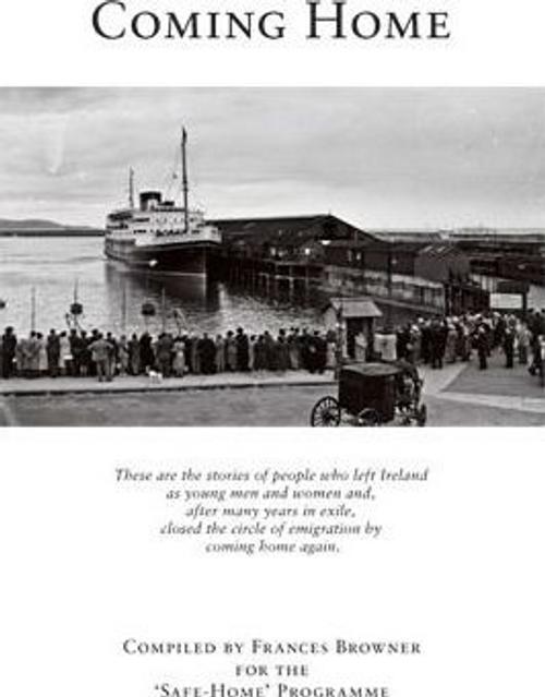 Browner, Frances / Coming Home (Large Paperback)