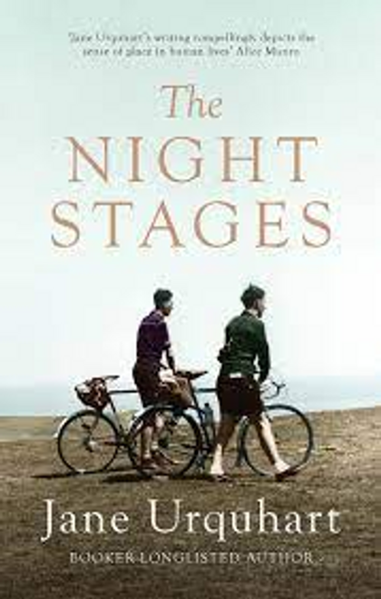 Urquhart, Jane / The Night Stages (Large Paperback)
