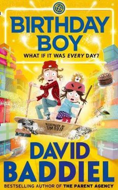 Baddiel, David / Birthday Boy (Large Paperback)