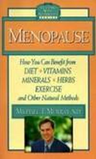 Murray, Michael T. / Menopause (Large Paperback)