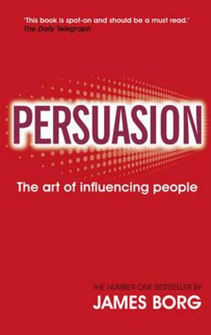 Borg, James / Persuasion (Large Paperback)