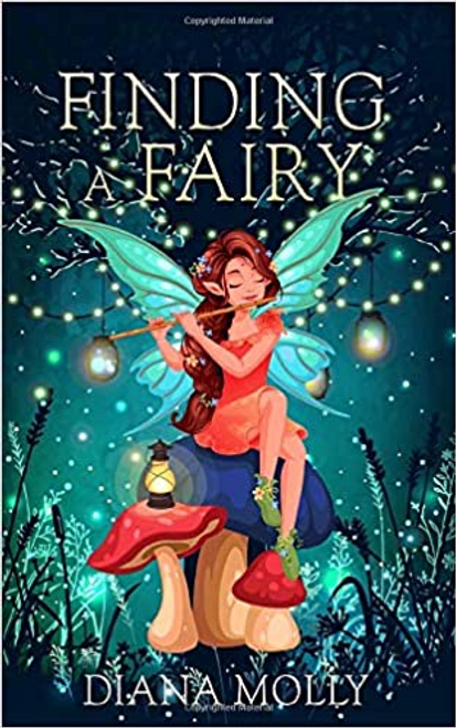 Molly, Diana / Finding a Fairy (Large Paperback)