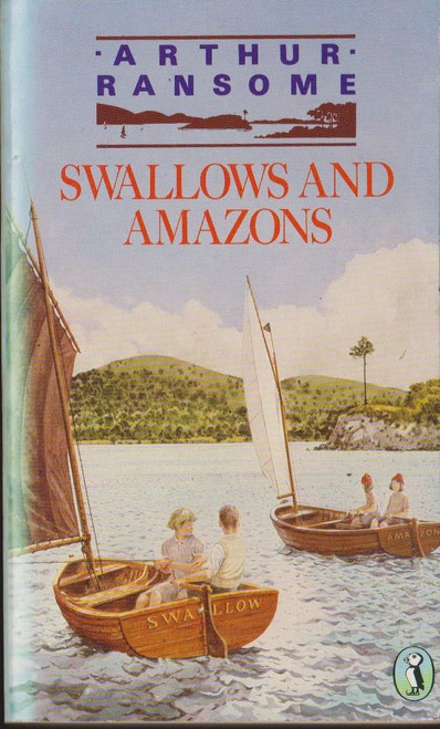 Ransome, Arthur / Swallows and Amazons