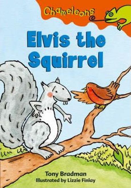 Bradman, Tony / Elvis the Squirrel (Large Paperback)