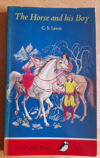 Lewis, C.S. - The Chronicles of Narnia : The Horse and his Boy ( Vintage Puffin PB )