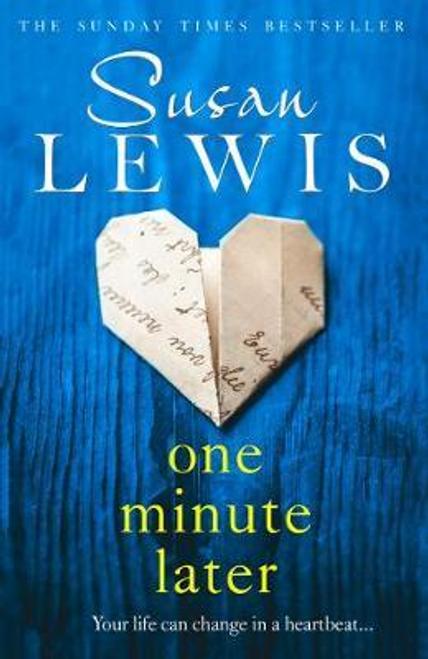 Lewis, Susan / One Minute Later (Hardback)