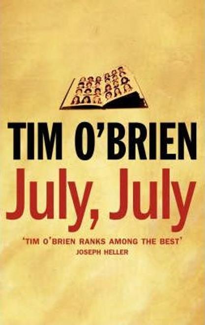OBrien, Tim / July, July (Hardback)