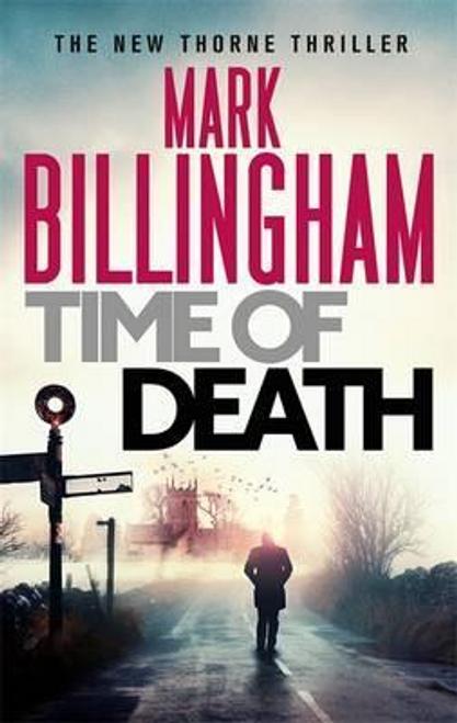 Billingham, Mark / Time of Death (Hardback)